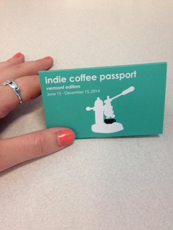 Indie Coffee Passport
