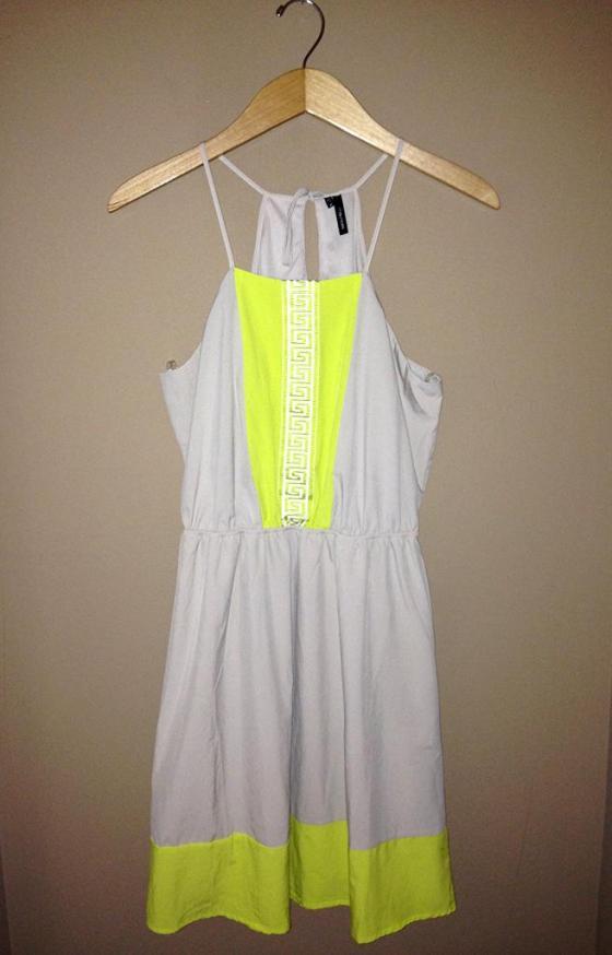 Maurice's Grecian Dress
