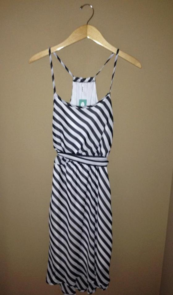 Maurices Black and White