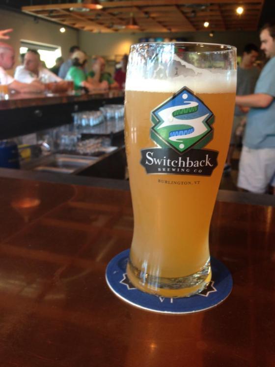 Switchback Pale Ale