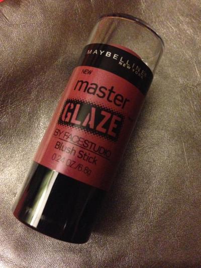 Maybelline's Master Glaze Blush Stick