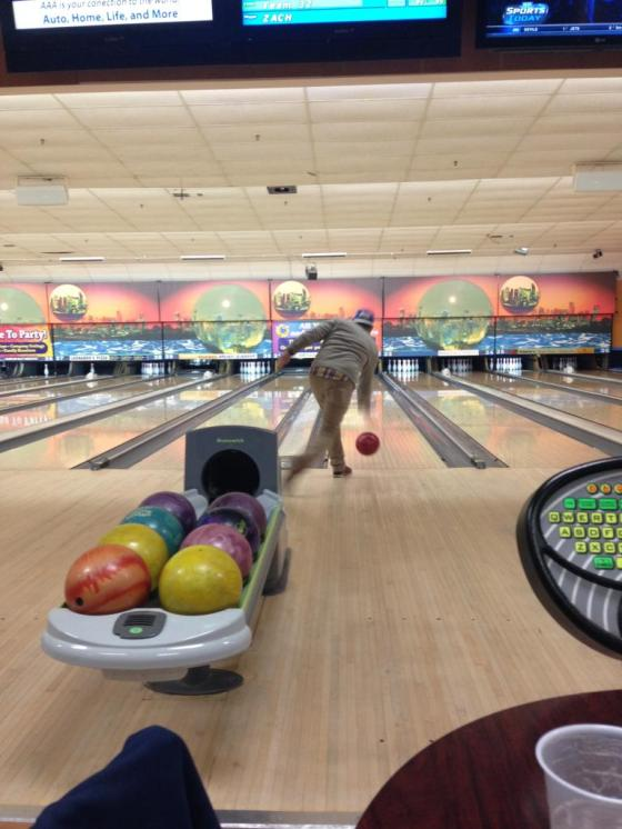 Tuesday Night Bowling