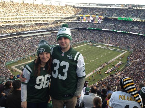 Zach and I JETS