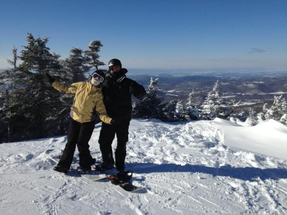 Sugarbush Mountain