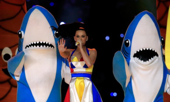 Super Bowl Singing Shark