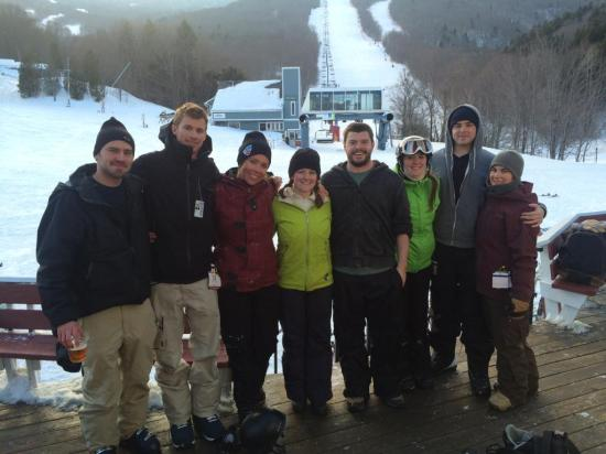 Sugarbush Crew