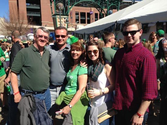 St. Patrick's Day Denver